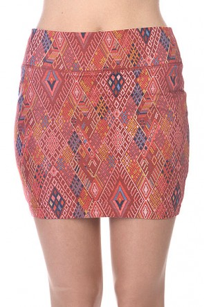 Юбка женская Billabong Smash Sienna, 1110674,  Billabong, цвет мультиколор