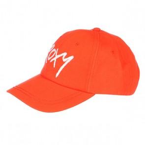Бейсболка женская Roxy Extra Innings J Hats Fiery Orange, 1112974,  Roxy, цвет оранжевый