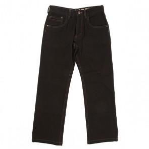 Джинсы узкие детские Independent Idol 77 Slim Fit Jet Black, 1150382,  Independent, цвет черный