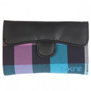 Кошелек женский Dakine Lexi Vista, 1092804,  Dakine, цвет голубой, розовый, черный