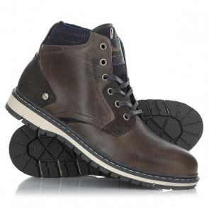 Ботинки высокие Wrangler Miwouk Cognac, 1157251,  Wrangler, цвет черный