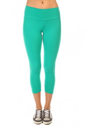 Леггинсы женские CajuBrasil Supplex Legging Green, 1135333,  CajuBrasil, цвет зеленый