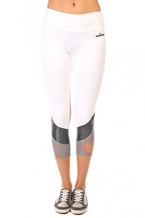 Леггинсы женские CajuBrasil New Zealand Legging White, 1135337,  CajuBrasil, цвет белый