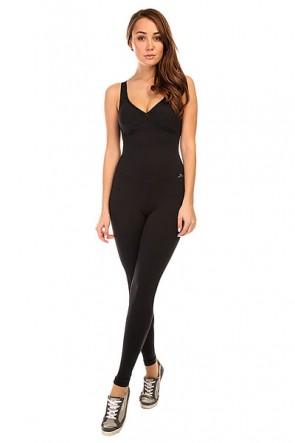 Комбинезон для фитнеса женский CajuBrasil New Zealand Overall Black, 1135394,  CajuBrasil, цвет черный