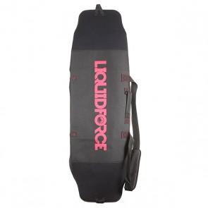 Чехол для вейкборда Liquid Force Edge Wkboard Protector Lighter Assorted, 1150527,  Liquid Force, цвет серый, черный