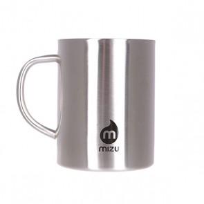 Кружка Mizu Camp Cup Stainless W Black Print, 1128864,  Mizu, цвет черный
