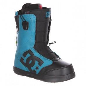 Ботинки для сноуборда DC Avaris Harbor Blue, 1138323,  DC Shoes, цвет синий, черный
