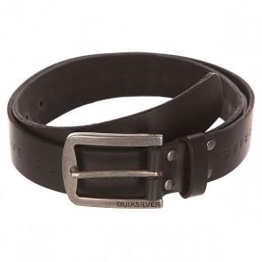 Ремень Quiksilver Taze Black, 1139937,  Quiksilver, цвет черный