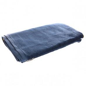 Полотенце Quiksilver Everyday Towel Safety Yellow, 1139947,  Quiksilver, цвет желтый, синий