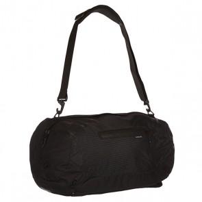 Сумка через плечо Quiksilver Convert Duffle Black, 1139967,  Quiksilver, цвет черный