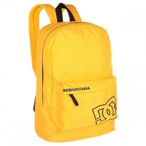 Рюкзак городской DC Solid Lemon Chrome, 1139973,  DC Shoes, цвет желтый