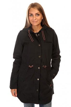Куртка женская Roxy Overthe Horizon J Jckt True Black, 1140057,  Roxy, цвет черный