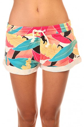 Шорты классические женские Roxy Daytooprinted J Otlr Tropical Monsoon Com, 1140075,  Roxy, цвет мультиколор