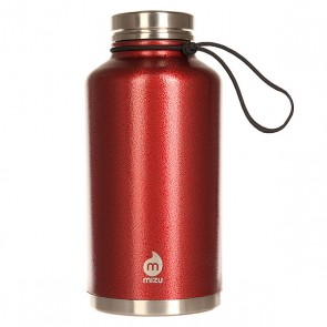 Бутылка для воды Mizu V20 Red Hammer Paint Le Drip, 1158968,  Mizu, цвет бордовый