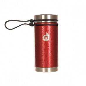 Бутылка для воды Mizu V5 Red Hammer Paint V Lid, 1158969,  Mizu, цвет бордовый