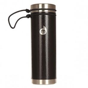 Бутылка для воды Mizu V7 Black Hammer Paint V Lid, 1158970,  Mizu, цвет черный