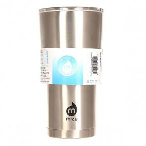 Термокружка Mizu Tumbler 20 Stainless Black Drip, 1158972,  Mizu, цвет серый