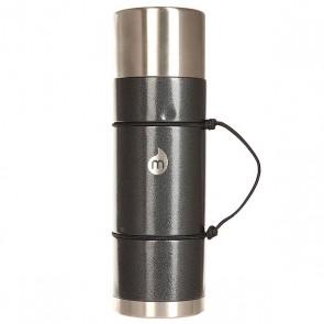 Бутылка для воды Mizu V10 Gray Hammer Paint Le Drip, 1158975,  Mizu, цвет черный