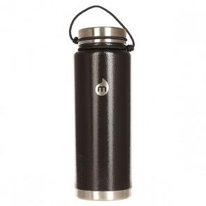 Бутылка для воды Mizu V12 Black Hammer Paint Le Drip, 1158977,  Mizu, цвет черный