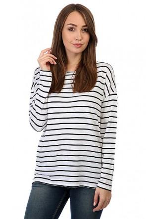 Лонгслив женский Billabong Essential Stripe, 1158996,  Billabong, цвет белый, черный