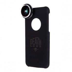 Чехол для iPhone Death Lens Iphone 6 Fisheye Lens Box Grey, 1105820,  Death Lens, цвет черный