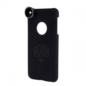 Чехол для iPhone Death Lens Iphone 6 Plus Wide Angle Lens Box Green/Grey, 1105822,  Death Lens, цвет черный