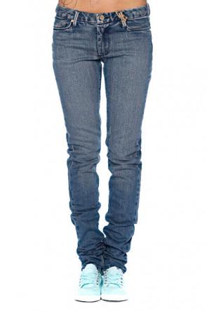 Джинсы узкие женские Insight Beanpole Skinny Stretch Fab 3 Old Blue, 1011504,  Insight, цвет синий