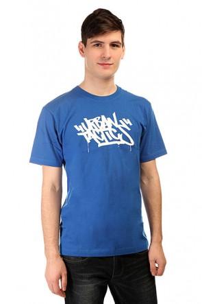 Футболка Pyromaniac Urban Tactics R.blue, 1140107,  Pyromaniac, цвет синий
