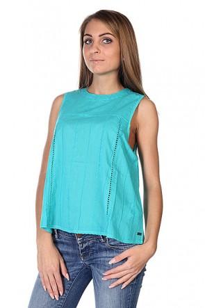 Топ женский Roxy Cliff Top J Baltic Blue, 1113576,  Roxy, цвет голубой