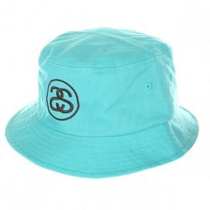 Панама Stussy link Bucket Hat Teal, 1150640,  Stussy, цвет голубой
