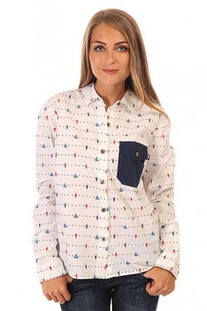 Рубашка женская Picture Organic Annie White, 1150698,  Picture Organic, цвет белый