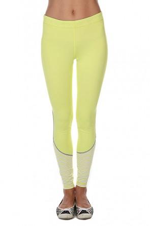 Леггинсы женские Roxy Twilight Pant Limeade, 1125878,  Roxy, цвет желтый
