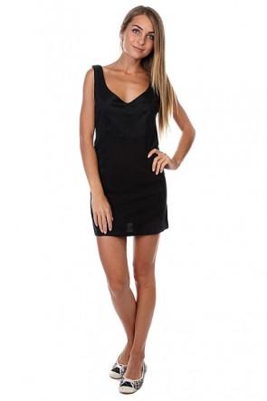 Платье женское Insight Seventh Skin Dress Black, 1125950,  Insight, цвет черный