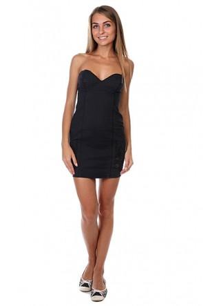 Платье женское Insight Cameo Dress Floyd Black, 1125953,  Insight, цвет черный