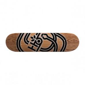 Дека для скейтборда для скейтборда Habitat Serpent Pp Beige/Black 31.5 x 8.0 (20.3 см), 1159072,  Habitat, цвет бежевый, черный