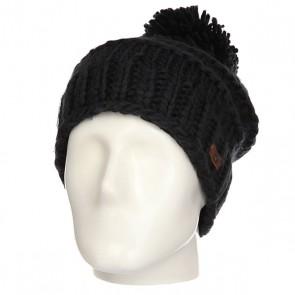 Шапка женская Roxy Winter True Black, 1159101,  Roxy, цвет серый