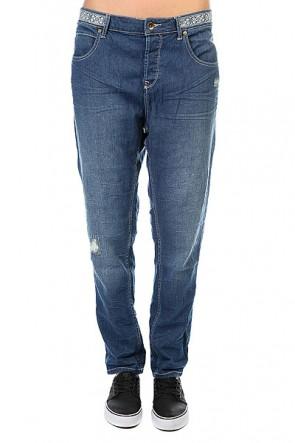 Джинсы прямые женские Roxy My J Pant Dark Used, 1159203,  Roxy, цвет синий