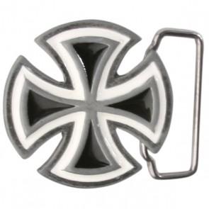 Пряжка Independent Solo Black, 9250,  Independent, цвет серый, черный