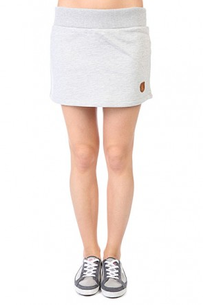 Юбка женская Picture Organic Skirty Grey Melange, 1108094,  Picture Organic, цвет серый
