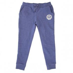Штаны спортивные детские Roxy Owls G Otlr Blue Print, 1155430,  Roxy, цвет синий