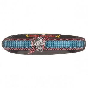 Дека для скейтборда для лонгборда Krooked Ne Zip Zinger Nano 7.125 x 29 (73.6 см), 1155436,  Krooked, цвет мультиколор