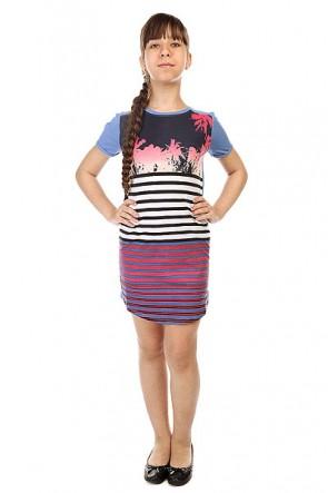 Платье детское Roxy Full Morning Sky, 1143507,  Roxy, цвет мультиколор