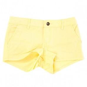 Шорты классические детские Roxy I Love Ndst Golden Haze, 1143563,  Roxy, цвет желтый