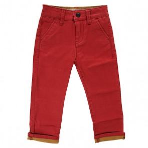 Штаны прямые детские Quiksilver Krandyst Block Ndpt Rosewood, 1143611,  Quiksilver, цвет бордовый
