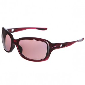 Очки женские Oakley Urgency Crystal Raspberry /Oo Grey Polarized, 1120413,  Oakley, цвет черный