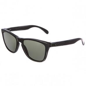 Очки Oakley Frogskin Black Decay/Dark Grey, 1120427,  Oakley, цвет черный