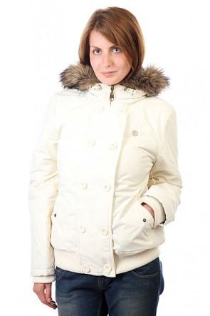 Куртка женская Element Becks Glass White, 1123304,  Element, цвет белый