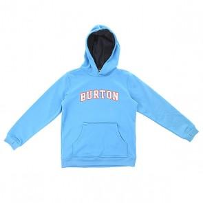 Толстовка сноубордическая детская Burton Boys Crown Bnd Po Lure Blue, 1155624,  Burton, цвет голубой