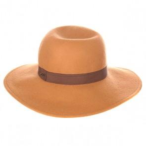 Шляпа женская Roxy Love Camel, 1155734,  Roxy, цвет коричневый