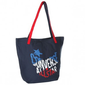 Сумка женская Converse Legacy Tote Navy, 1157482,  Converse, цвет синий